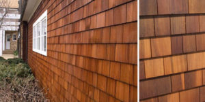Деревянный сайдинг для фасада