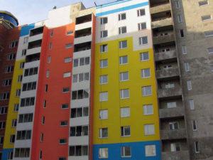 Эффективная краска для фасадов