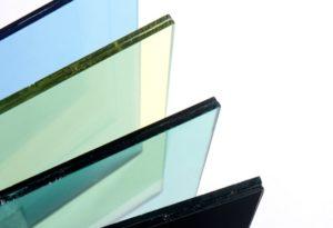 Фасадное стекло триплекс