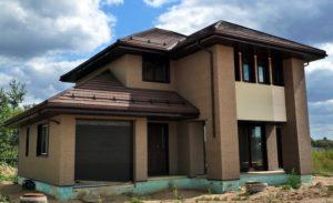 Информация по отделке фасадов домов