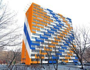 Интересная задумка архитекторов