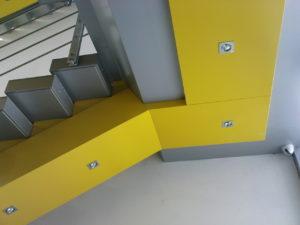 Изготовление фасадов из алюминиевых панелей