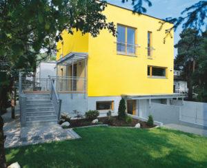 Как подобрать цвет фасада и цвет