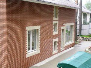 Клинкерные панели - новые материалы для отделки дома