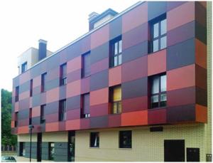 Композитные вентилируемые фасады обладают такими свойствами как повышенная жесткость, устойчивость к давлению