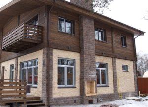 Облицовка фасада дома – какой материал лучше