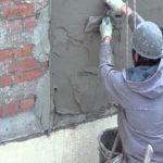 Как сделать оштукатуривание фасада, технология