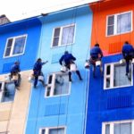 Как правильно красить фасад и можно ли это делать
