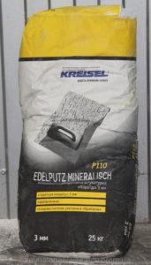 Штукатурка короед Kreisel