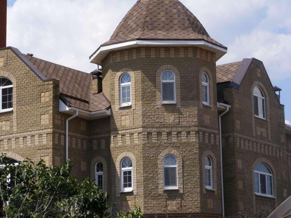 Современная облицовка фасадов