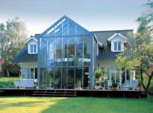 Стеклянные фасады - особенности конструкций