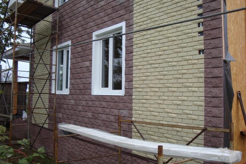 Стены из SIP-панелей