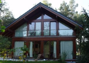 Стиль интерьера домов