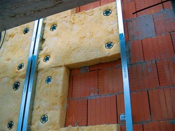 Теплоизоляционные свойства минеральной ваты