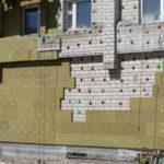 Технология утепления фасадов минватой