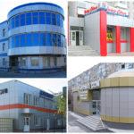 Преимущества и недостатки вентилируемых фасадов, изготовленных из композитных панелей