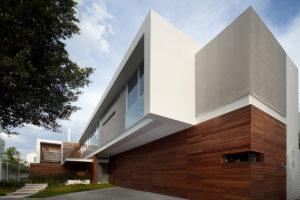 Здание в современном стиле