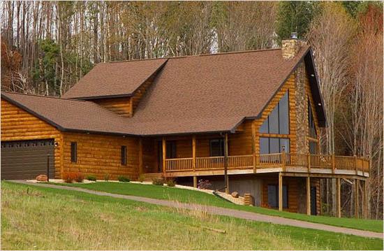 Чем отличается деревянный фасад