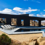 Как использовать черные фасадные панели