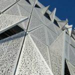Фасад треугольной формы