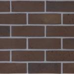 Фасадные панели под кирпич коричневого цвета