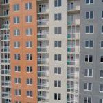 Функциональные оранжевые фасадные панели