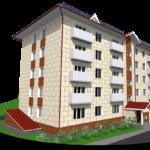 Как разработать проект пятиэтажного дома
