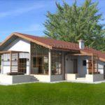 Как создать невероятный фасад с террасой