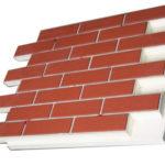 Как выбрать красные панели для фасада