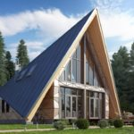 Как выбрать треугольный фасад