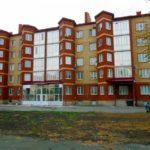 Оригинальные фасады пятиэтажных домов