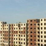 Особенности создания фасада десятиэтажного дома