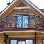 Разновидности балконов для оформления фасада