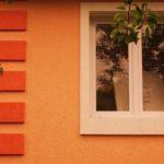 Выбираем оранжевый фасад