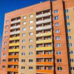 Какие бывают фасады десятиэтажных домов