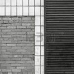 Как правильно использовать черную плитку для фасада