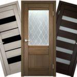 Двери из экошпона: недорогие но очень качественные