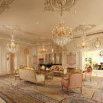 Как оформить интерьер в стиле барокко?