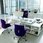 Как оформлять офисное пространство в стиле хай-тек?