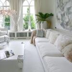 Особенности оформления интерьера квартиры в белом цвете