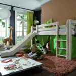 Экологический ремонт в детской комнате: выбор материалов
