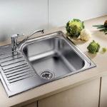 Как правильно установить кухонную мойку