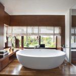Ванная комната в стиле SPA