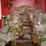 Как создать водопад в помещении?
