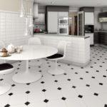Виды напольного покрытия для кухни и их особенности