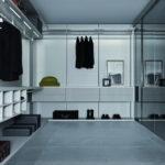 Скрытые варианты гардеробных
