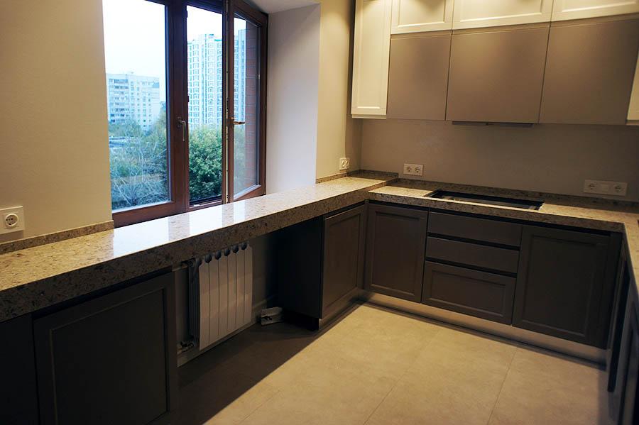 возможно подобрать кухня под окном дизайн фото с батареей фарингит это болезни