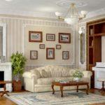 Изящный и капризный французский стиль в дизайне интерьера
