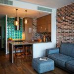 Интерьер квартиры-студии в стиле лофт: особенности и фото