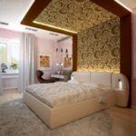 Дизайн интерьера спальни: сочетания цветов и мебели